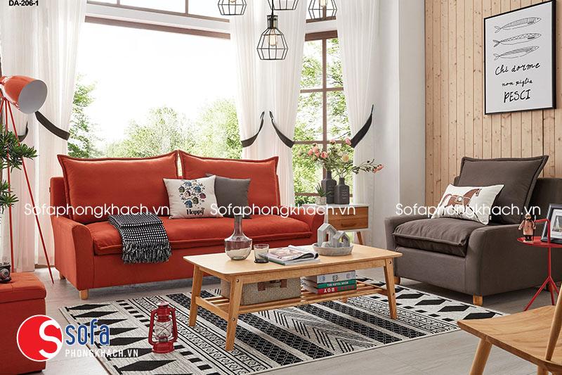 Sofa giường nhập khẩu DA 206-1