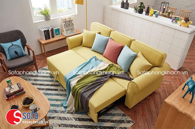 Sofa giường nhập khẩu DA 215-1