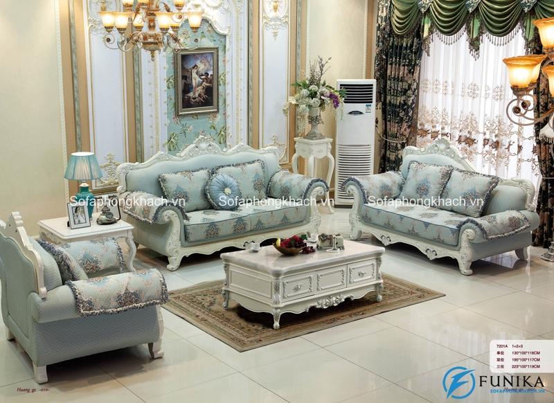 Hãy để những chiếc ghế sofa cổ điển châu Âu xinh đẹp này làm mới không gian sống của bạn