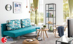 Ghế sofa giường đa năng cho phòng khách nhỏ