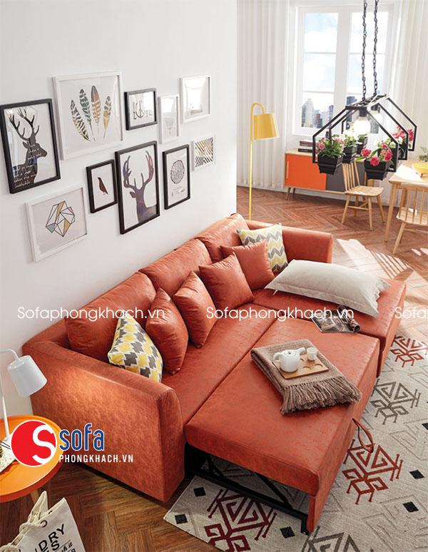 Sofa giường nhập khẩu DA 183-4