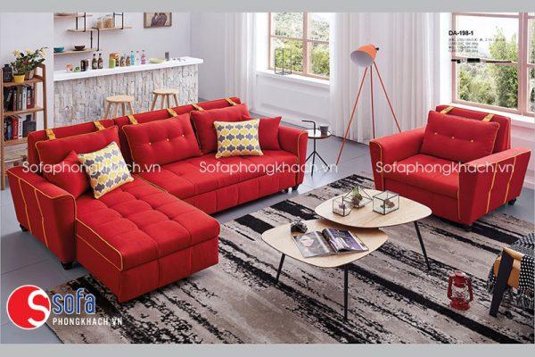 Sofa giường nhập khẩu DA 198-1
