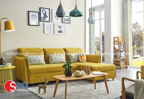 Sofa giường nhập khẩu DA 199-2