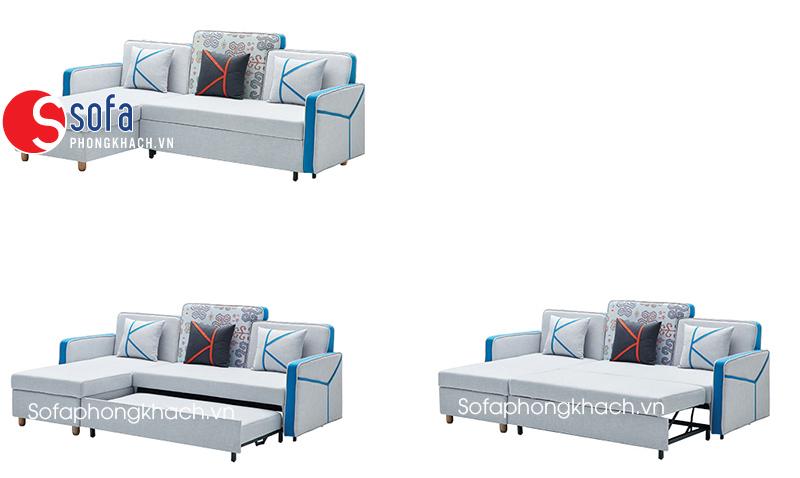 Sofa giường nhập khẩu DA 207-2