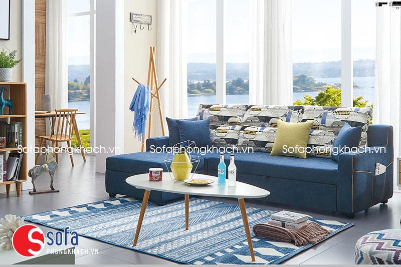 Sofa giường nhập khẩu DA-222-1