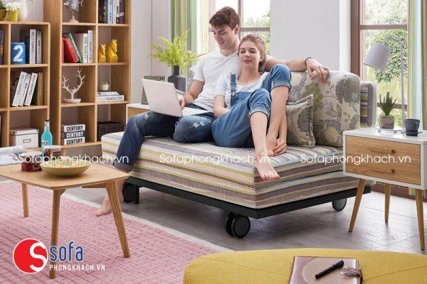 Sofa giường nhập khẩu DA 85B-27