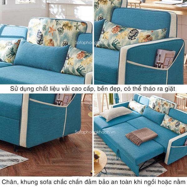 tiện ích Sofa giường đa năng DA-207