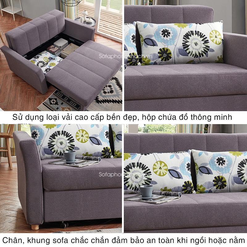 tiện ích sofa giường thông minh DA101-17