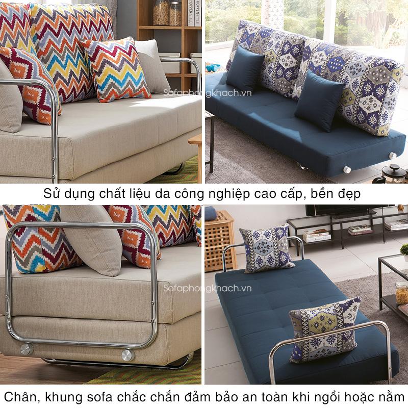 tiện ích vượt trội của sofa giường DA-136