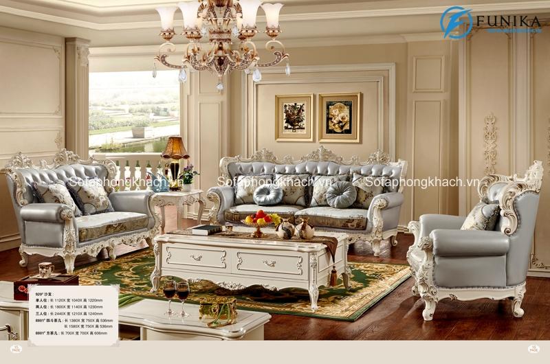 Làm thế nào để có mẫu sofa cổ điển đẹp và bền?