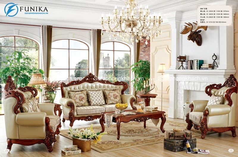 Khi sử dụng mẫu sofa cổ điển đẹp, chúng ta cần lưu ý khi vệ sinh để giữ được ghế long lanh như mới