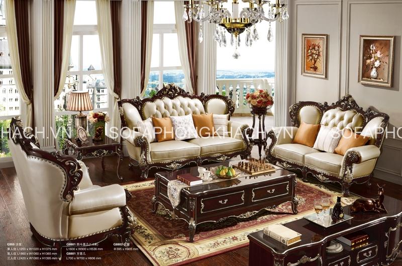 Hãy chọn một mẫu sofa cổ điển hợp với phong cách của bạn nhất thôi nào!