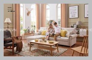 Lựa chọn màu sắc cho mẫu sofa giường nhập khẩu rất quan trọng vì nó ảnh hưởng rất nhiều đến cảm xúc của các cặp đôi