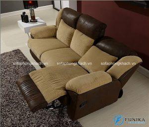 Ai cũng nên có một mẫu sofa thư giãn như thế này trong nhà
