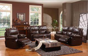Hãy thử độ trơn tru khi sofa thư giãn hoạt động