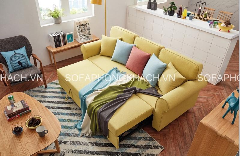 Bộ khung chắc chắn là yếu tố cốt lõi của một chiếc sofa giường đa năng chất lượng