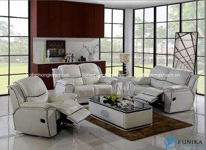 Bạn hãy thử một lần trải nghiệm chiếc sofa thư giãn được làm từ da bò cao cấp nhé
