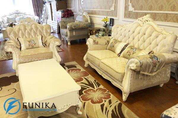 Sofa cổ điển 7217