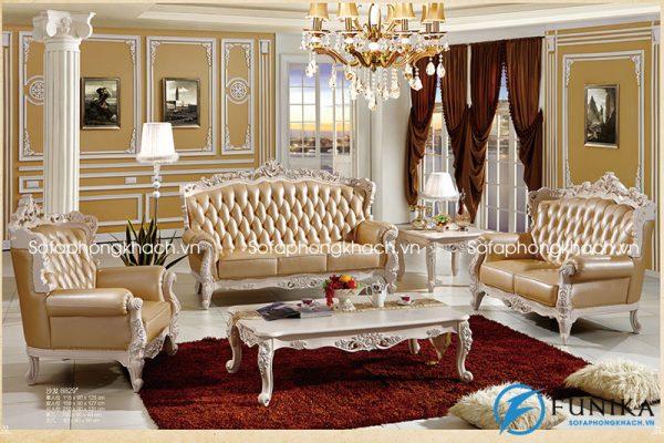Sofa cổ điển 8829