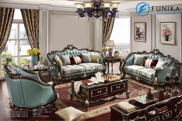 Sofa cổ điển SCG936
