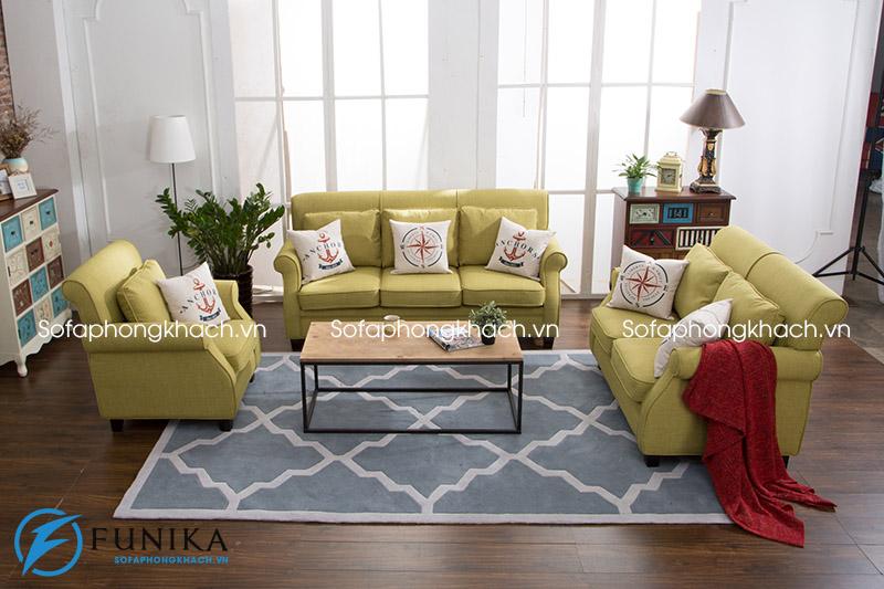 Sofa tân cổ điển STC6006-1