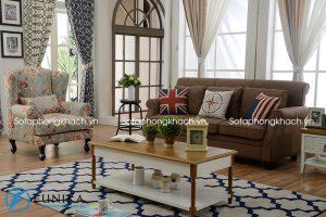 Sofa tân cổ điển STC6006-5