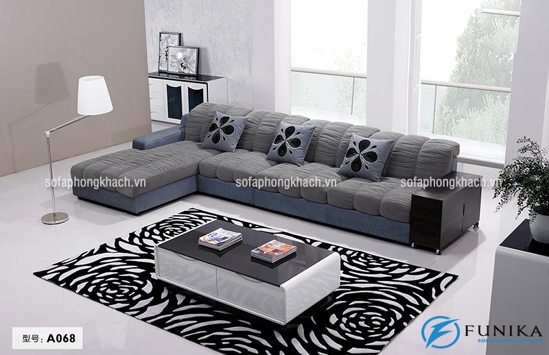 Tận dụng tối đa nguồn ánh sáng tự nhiên và ánh đèn điện trong căn phòng khách