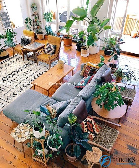 Áp dụng đúng quy tắc vàng 60 - 30 - 10 sẽ giúp bạn tạo nên không gian đẹp lạ