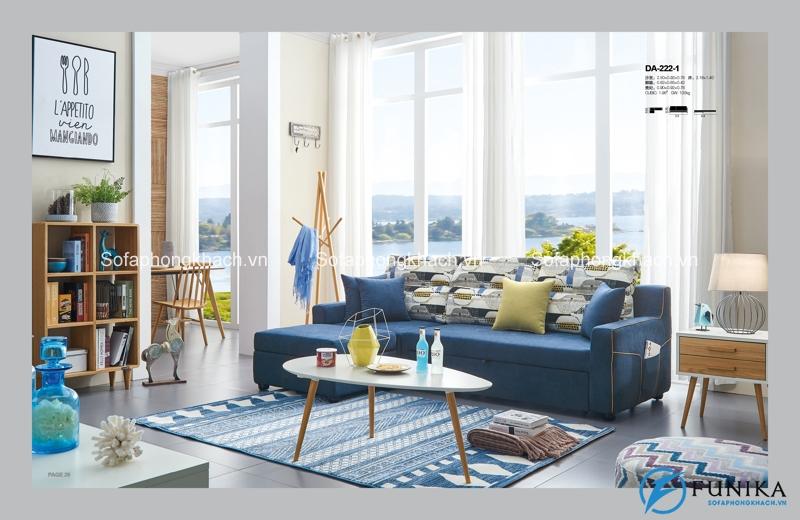 sofa phong cách Scandinavian xinh đẹp và hướng ngoại