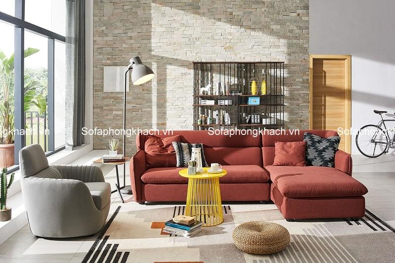 Chọn màu sắc nội thất phòng khách theo sở thích chủ nhà