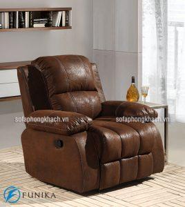 Ghế sofa mini thiết kế dạng đơn với tính năng thư giãn