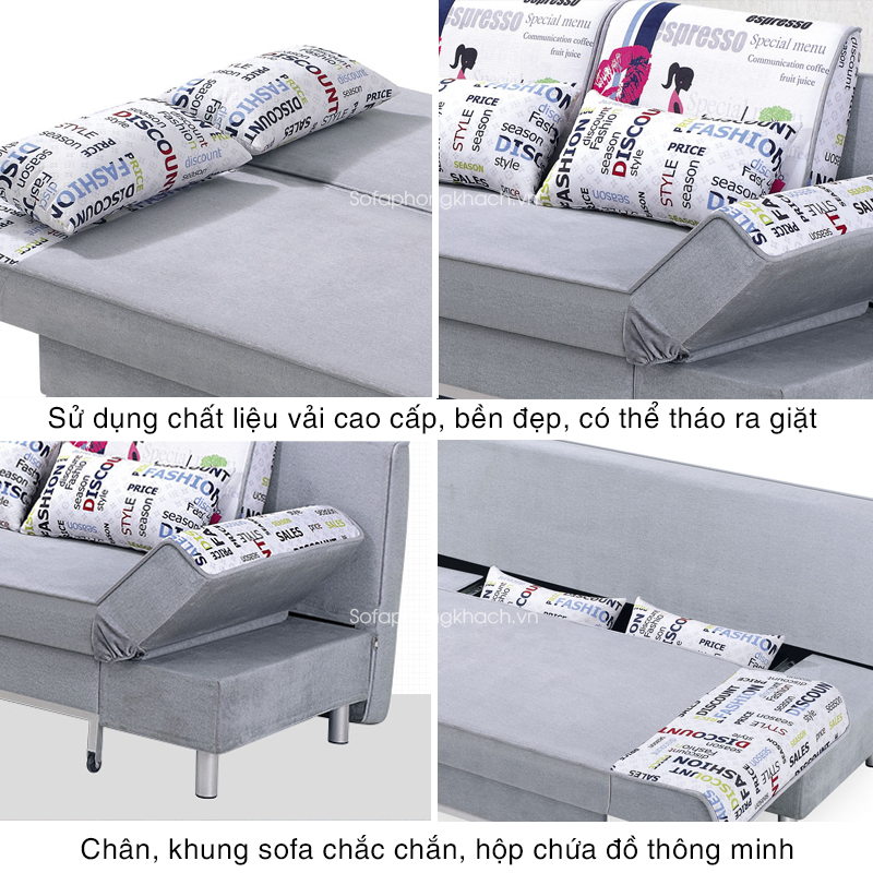 tiện ích sofa giường đẹp BK-6079