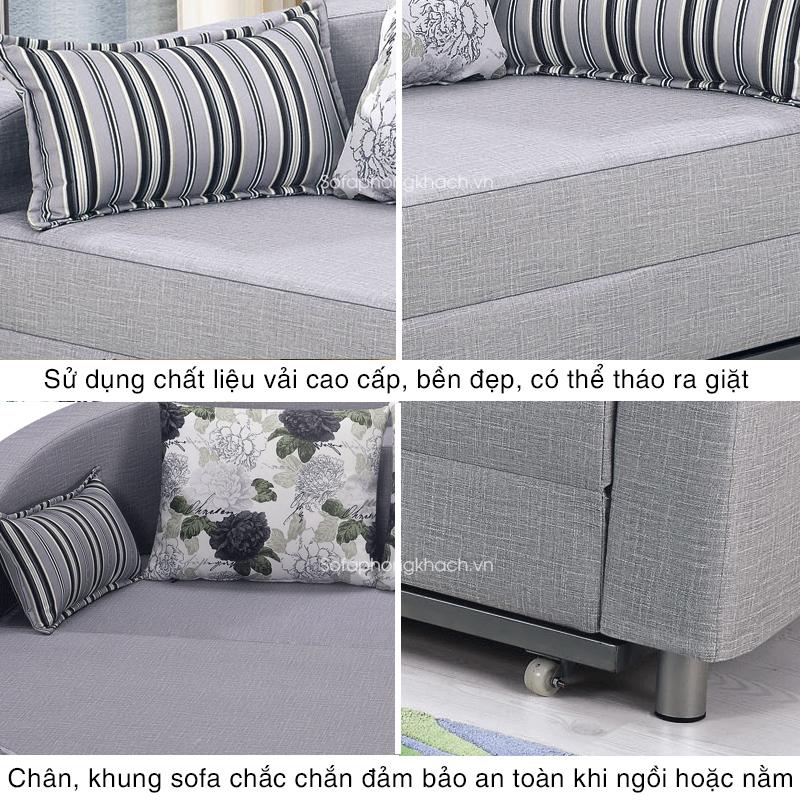 tiện ích sofa giường BK-6021