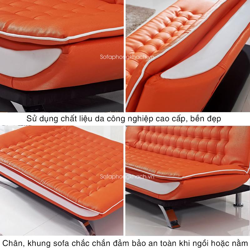 tiện ích vượt trội của sofa kiêm giường 724