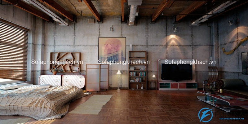 Không gian đẹp như trong phim ảnh bây giờ có thể là chính ngôi nhà bạn