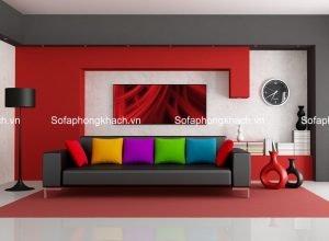 Sofa kiêm giường ngủ mang đến phong cách thật mới mẻ và sức sống ngập tràn cho không gian nhà