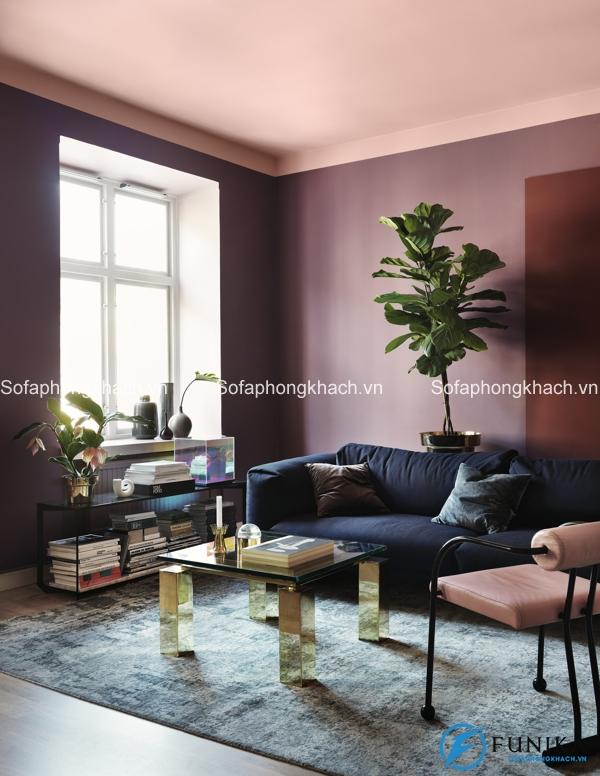 Không gian sống lý tưởng với phong cách sofa phòng khách linh hoạt, đa dạng