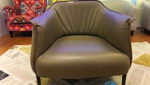 Ghế sofa da đơn TL028-1
