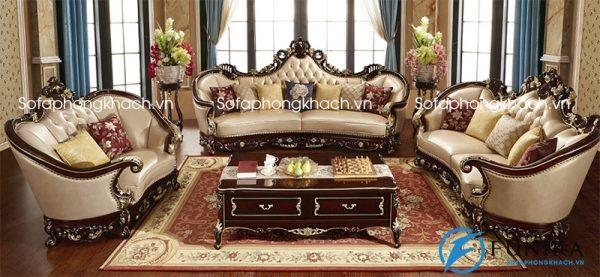 sofa cổ điển G958