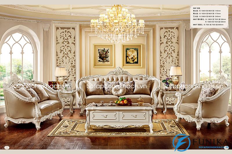Sofa cổ điển SC936