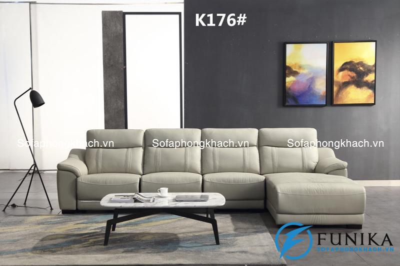 sofa góc nhập khẩu K176