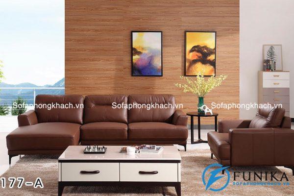 Sofa góc nhập khẩu K177A