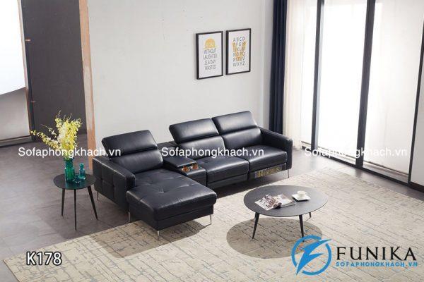 sofa góc nhập khẩu K178