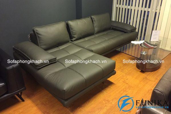 Sofa góc da malaysia 7051