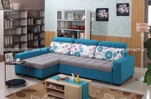 Lựa chọn sofa góc nhập khẩu cho phòng khách hiện đại