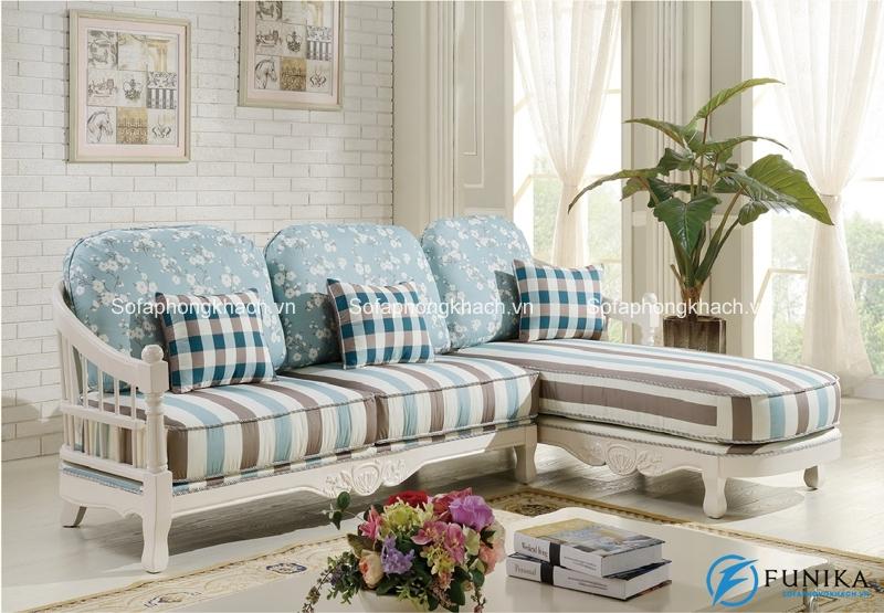 Bộ sofa tân cổ điển nhập khẩu mang đến phong cách tinh tế và sang trọng cho ngôi nhà