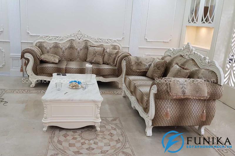 Sofa cổ điển 901-2