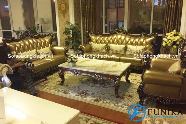 Sofa cổ điển M-18C-1
