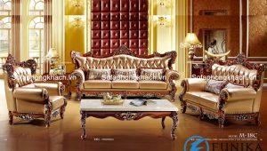 Sofa cổ điển M-18C