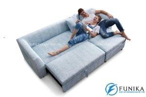 Sofa giường đa năng kết hợp chức năng 2 in 1